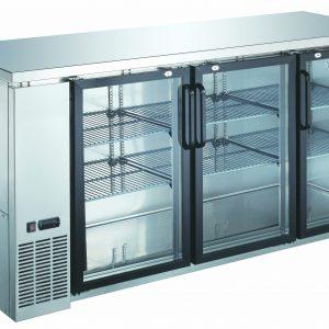 3 fridges